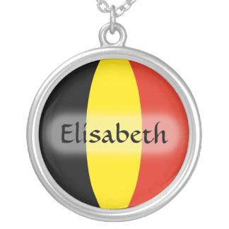 Bandera de Bélgica + Collar conocido