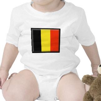 Bandera de Bélgica Camisetas