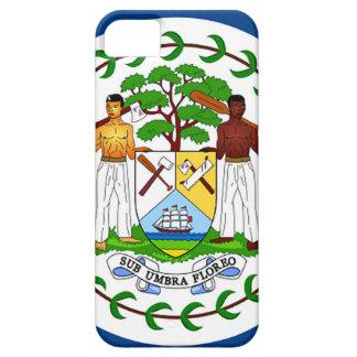 Bandera de Belice iPhone 5 Funda