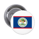 Bandera de Belice Pins