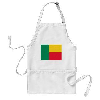 Bandera de Benin Delantales