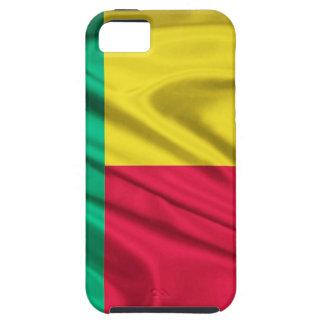 Bandera de Benin iPhone 5 Case-Mate Coberturas