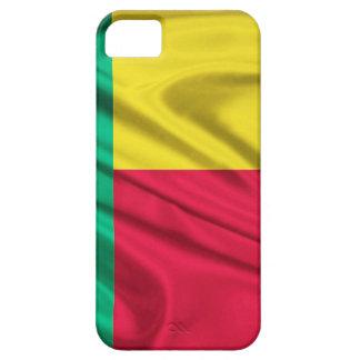 Bandera de Benin iPhone 5 Cárcasa