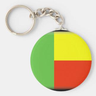 Bandera de Benin Llaveros