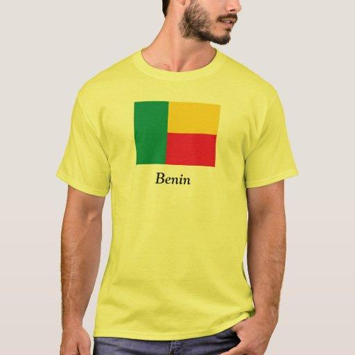 Bandera de Benin Playera