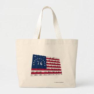Bandera de Bennington Bolsa De Mano