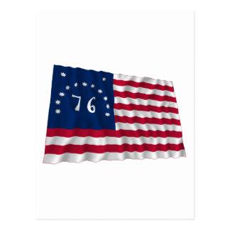 Bandera de Bennington Postal