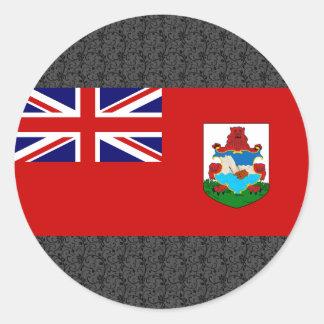 Bandera de Bermudas Etiquetas