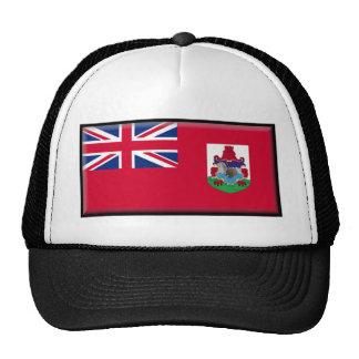 Bandera de Bermudas Gorras De Camionero