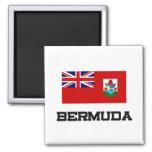 Bandera de Bermudas Imán De Nevera