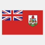 Bandera de Bermudas Rectangular Altavoz