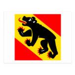 Bandera de Berna Tarjetas Postales
