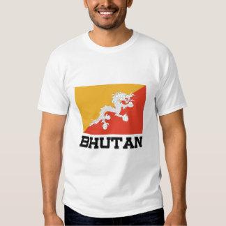 Bandera de Bhután Playera