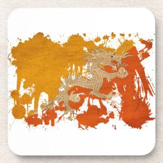 Bandera de Bhután Posavasos De Bebida