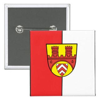 Bandera de Bielefeld, Alemania Pins