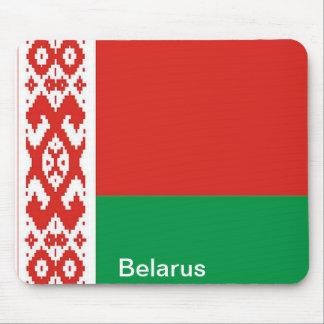 Bandera de Bielorrusia Alfombrillas De Ratón