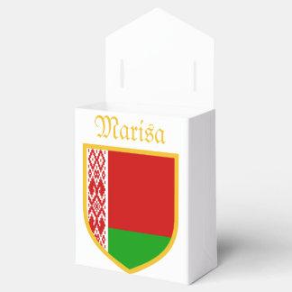 Bandera de Bielorrusia Caja Para Regalos