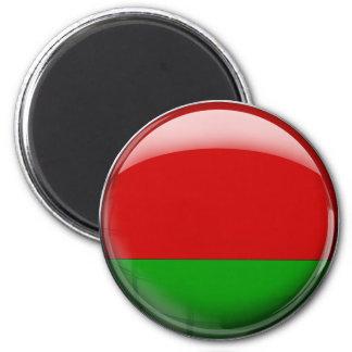 Bandera de Bielorrusia Imán De Frigorífico