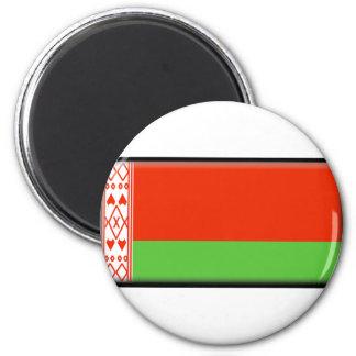 Bandera de Bielorrusia Imán