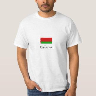 Bandera de Bielorrusia Remeras