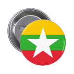 Bandera de Birmania; Myanmar Pins