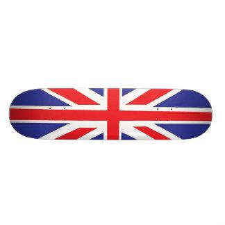 Bandera de Blam Británicos Patineta Personalizada