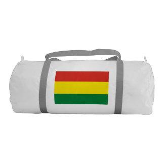 Bandera de Bolivia Bolsa De Deporte