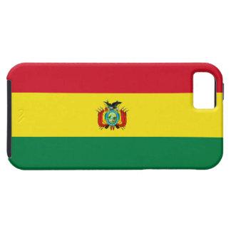 Bandera de Bolivia Funda Para iPhone 5 Tough