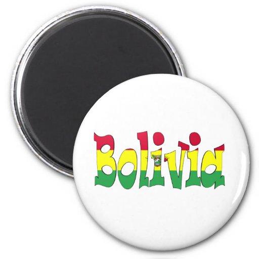 Bandera de Bolivia Iman