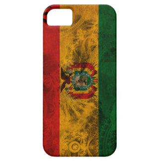 Bandera de Bolivia iPhone 5 Carcasas