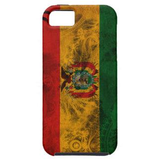 Bandera de Bolivia iPhone 5 Fundas