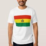 Bandera de Bolivia Playera