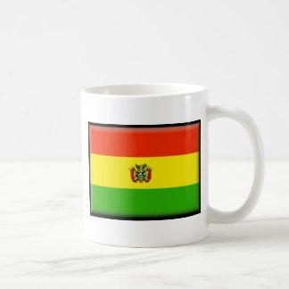 Bandera de Bolivia Taza