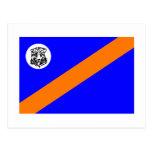 Bandera de Bophuthatswana Postales