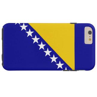 Bandera de Bosnia y Hercegovina Funda Para iPhone 6 Plus Tough