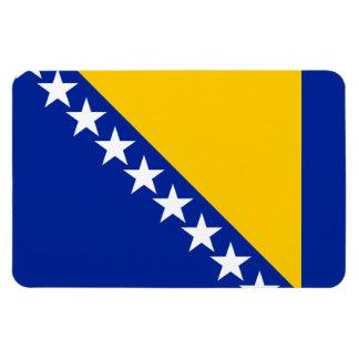 Bandera de Bosnia y Hercegovina Iman Flexible