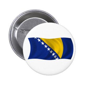 Bandera de Bosnia y Herzegovina Pins
