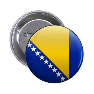 Bandera de Bosnia y Herzegovina Pin