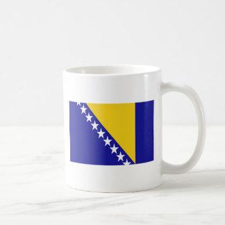 Bandera de Bosnia y Herzegovina Taza De Café