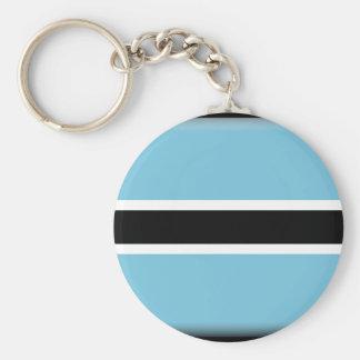 Bandera de Botswana Llavero