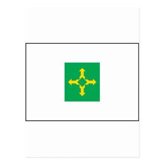 Bandera de Brasília Postal