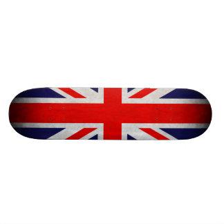 Bandera de Británicos del Grunge Patín