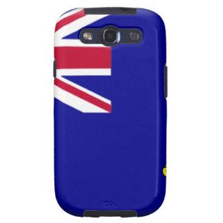 Bandera de British Virgin Islands Galaxy S3 Coberturas