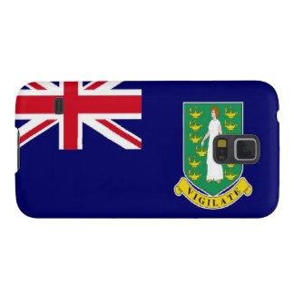 Bandera de British Virgin Islands Carcasa Para Galaxy S5