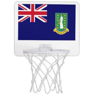 Bandera de British Virgin Islands Canastas Mini