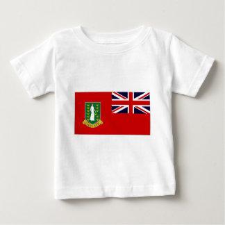 Bandera de British Virgin Islands Playera