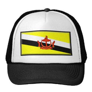 Bandera de Brunei Gorro