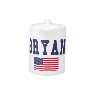 Bandera de Bryan los E.E.U.U.