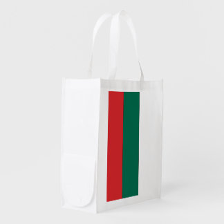 Bandera de Bulgaria Bolsa Para La Compra