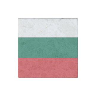 Bandera de Bulgaria Imán De Piedra